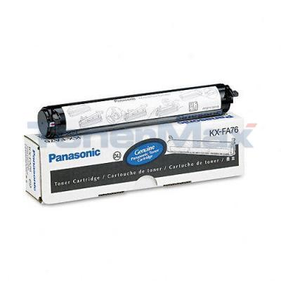 PANASONIC KX-FL501 521 TONER BLACK